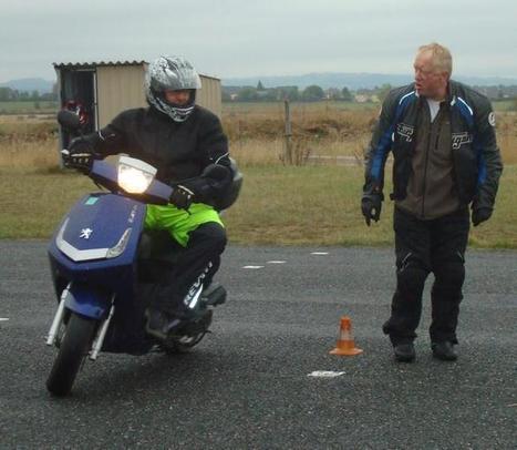 Les motards en colère sont aussi des pédagogues | Formations auprès des jeunes ERJ et stage moto AFDM | Scoop.it