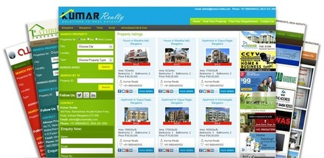 Real Estate Agents : Here is Why You Need Your Own Website - Realty Web Blog | Maple and Main Realty | Scoop.it