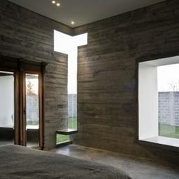 Dezeen » House for two artists by M + N Arquitectos | Rendons visibles l'architecture et les architectes | Scoop.it