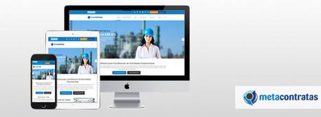 » Te presentamos nuestra nueva página WebBlog Metacontratas | PRL y Prevención de Riesgos Laborales | Scoop.it