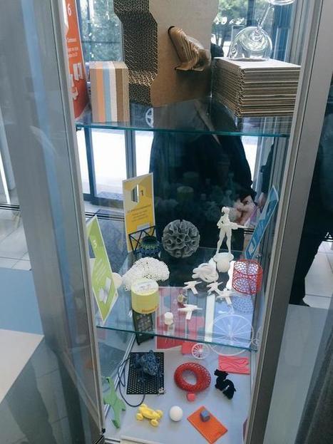 Francky Trichet - espace d'impression 3D au bureau de poste Tour Bretagne | Les Postes et la technologie | Scoop.it