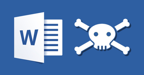 Poisoned Word doc attack refuses to work if it thinks it's being watched | Insight Business Technologies | Scoop.it