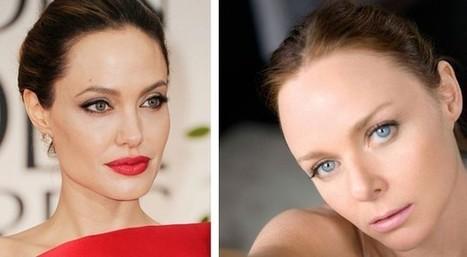 Stella Mccartney e Angelina Jolie in team per 'Maleficent' della Disney   Moda Donna - sfilate.it   Scoop.it