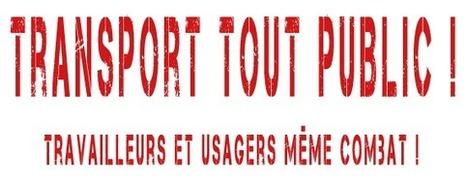 #TTpublic Transport Tout Publique! | Occupy Belgium | Scoop.it