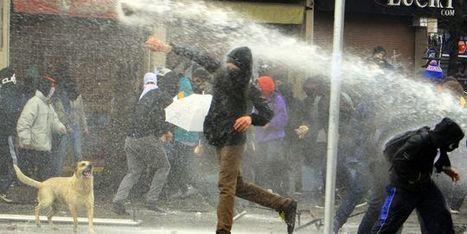 Nombreuses arrestations lors d'une manifestation d'étudiants au Chili | L'enseignement dans tous ses états. | Scoop.it