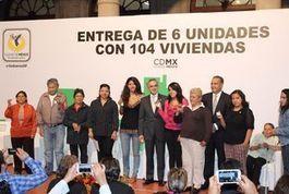 Entrega GDF 104 viviendas en cuatro delegaciones - Milenio.com | Sociedad y desarrollo urbano | Scoop.it
