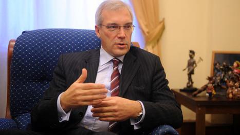 NATO seeks regime change in Russia - envoy | Global politics | Scoop.it