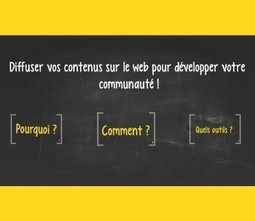 Community management et content marketing : complémentaires et indissociables | CommunityManagementActus | Scoop.it