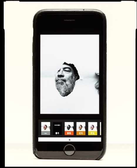 Apps That'll Make Your Phone's Great Camera an Amazing One | WIRED | Web 2.0 for Education | Scoop.it