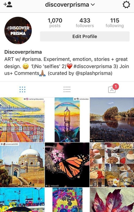 "Discover Prisma — 1000 images to write home about: Lessons from my passion project | ""Chasing Cyborgs"" -Digital Trends, Tools, Usability & Story-telling Secrets 