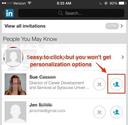 19 terrible LinkedIn mistakes you're making | English for HR and working life | Scoop.it