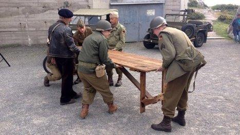 A Batz-sur-Mer, le Grand Blockhaus accueille la table de la reddition allemande | Histoire 2 guerres | Scoop.it