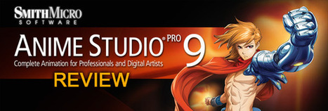 NEW - Anime Studio Pro 9 Review – Fun and Easy to Learn - Toon Zone | Top CAD Experts updates | Scoop.it