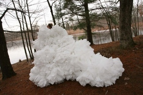Claudia Borgna - Plastic, art and the environment | Artistic Development, Globalization, and Environmental Art | Scoop.it