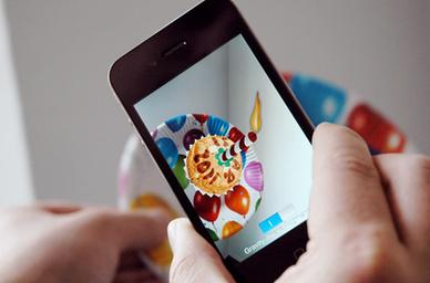 Descubra como crear experiencias de realidad aumentada en minutos - CM& | Libros, gatos y café | Scoop.it