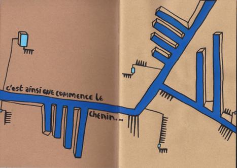 Œuvre nouvelle de Tarek à la galerie Philippe Gelot | Tarek artwork | Scoop.it