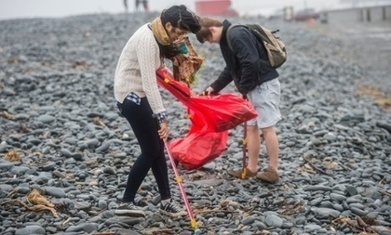 Rubbish on British beaches reached highest levels in two decades in 2013 | Redcar Beach Action Group | Scoop.it
