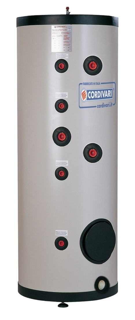Hot Water Cylinders - An Introduction to Cordivari products | Air Tools and Equipment | Scoop.it
