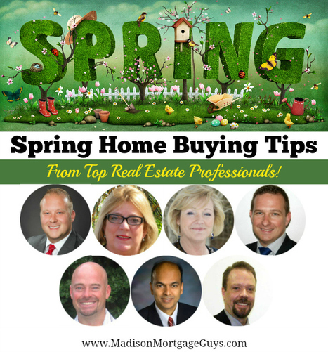 Spring Home Buying Tips for First Time Home Buyers | Top Real Estate and Mortgage Articles | Scoop.it