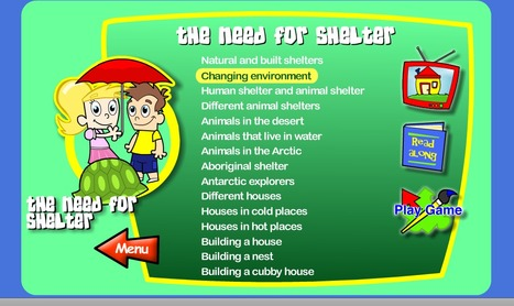 Skwirk Stage 1 HSIE online education: The Need for Shelter | HSIE S1:  Personal and Communal Responsibilities Towards the Environment (ENS1.5 &1.6) | Scoop.it