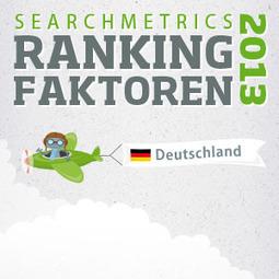 Die Ranking-Faktoren 2013 für Google Deutschland - Searchmetrics SEO Blog | Onpage-SEO | Scoop.it