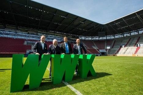 Augsburg sponsor takes stadium naming rights | Soccerex | Partnership Development Newsletter | Scoop.it