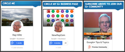 Do You Need Both a Google+ Page and a Profile? | Google - a Plus for Business | Scoop.it