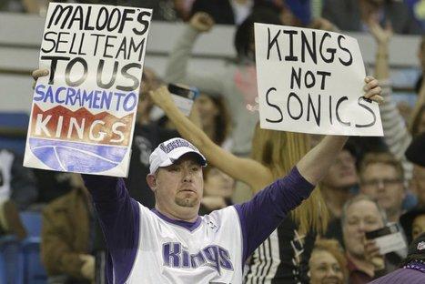 La NBA étudie le rachat et le déménagement des Kings à Seattle | Basket & Marketing | Scoop.it