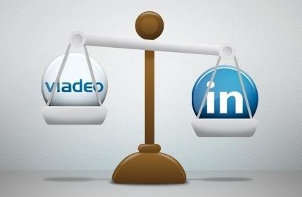 Réseaux sociaux pro : Viadeo KO face à LinkedIn - Journal du Net e-Business | Recrutement et RH 2.0 | Scoop.it