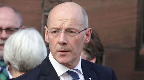 Swinney: Financial powers agreement 'could be reached this week' | My Scotland | Scoop.it