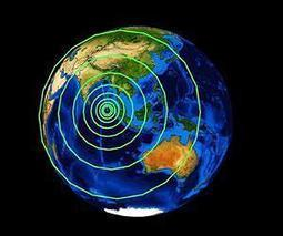 Measuring the hazards of global aftershock | Sustain Our Earth | Scoop.it