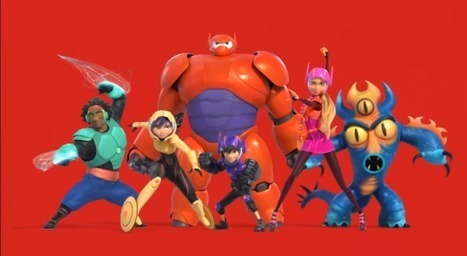 16 Leadership Lessons And Quotes From Big Hero 6   Executive Coaching Growth   Scoop.it