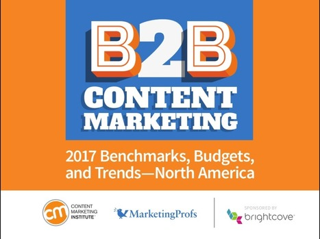 Content Marketing Survey Shows Marketers Behind in Metrics | Wood Street Content Marketing Collection | Scoop.it
