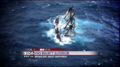 Virginia man recounts rescue from HMS Bountyship   Tall Ships   Scoop.it