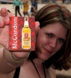 Han lanzado al mercado unos condones con sabor a whisky. | | SibaritiaBlog | Scoop.it