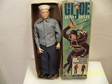 1967 Talking action sailor 12 inch G.I.Jo | New & Vintage Collectibles | Scoop.it