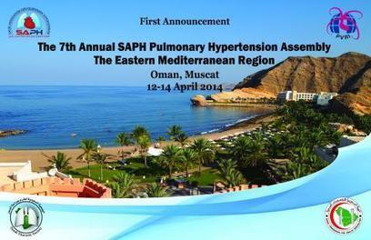 The 7th Annual SAPH Pulmonary Hypertension Assembly, 12-14 April 2014 | Pulmonary Vascular Research Institute (PVRI) | PC | Scoop.it