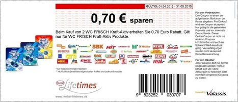 henkel lifetimes wc frisch kraft aktiv coupon. Black Bedroom Furniture Sets. Home Design Ideas