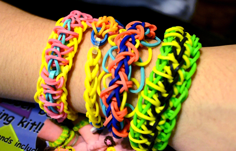 Rainbow Loom and its arts & crafts boom | Smart Media | Scoop.it