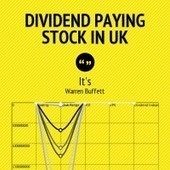 Infographic: Dividend Paying Stock in UK | infogr.am | Get Best UK Dividend Stocks Information with DividendInvestor.co.uk | Scoop.it