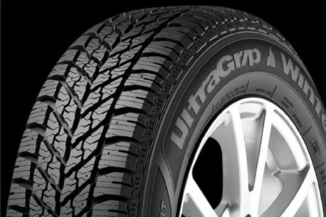 Goodyear Ultra Grip Winter, le pneu hiver pas cher | Pneu pas Cher | Scoop.it