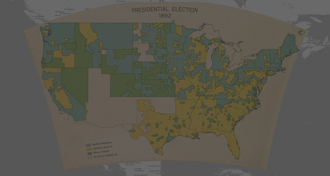 Atlas of the Historical Geography of the United States | FCHS AP HUMAN GEOGRAPHY | Scoop.it