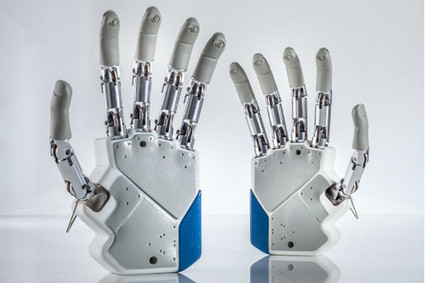 Prosthetic Hand Will Provide Amputees With Real-time Sensory Feedback | Futuristic NEWS | Assistive Technology | Scoop.it
