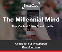 NewsCred Raises $42 Million To Build The Future Of Content Marketing | Content Marketing & Content Curation Tools For Brands | Scoop.it
