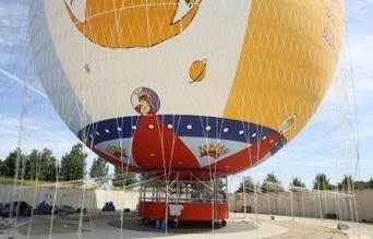 Le premier ballon du Petit Prince : un projet gonflé à Ungersheim - L'Alsace.fr | Actualités d'Alsace | Scoop.it