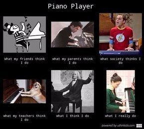 Piano Player | What I really do | Scoop.it