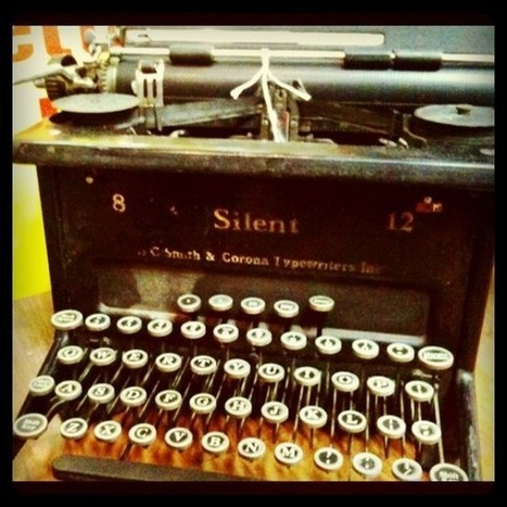 Writers Don't Write to Get Published | Storyteller | Scoop.it