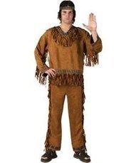 Halloween 2013 Native American Man Adult Costume - Standard from Fun World Costumes Sales $ Deals | Halloween Costumes 2013 | Scoop.it
