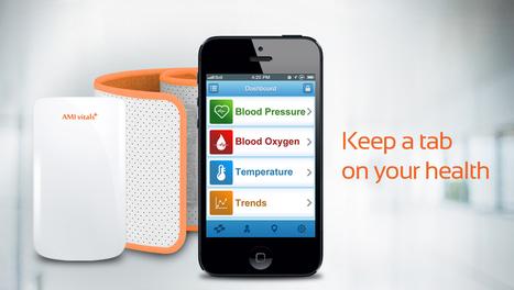 Blood Pressure Monitor - AMI Vitals Plus - Introduction | blood pressure monitor | Scoop.it