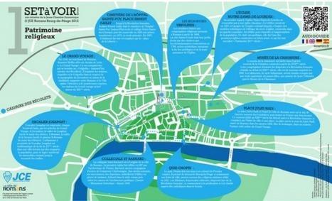 Faire découvrir le patrimoine local à l'aide d'un set de table numérique | veille e-tourisme (web 2.0) | Scoop.it